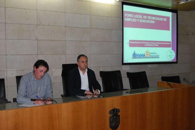 El Consejo Local de Empleo trabaja las líneas marcadas por el Foro Técnico, Foto 2