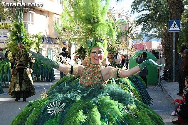 Un total de 12 centros educativos y 18 peñas participarán este año en los desfiles de carnaval, que se celebrarán durante los días 4 y 5 de marzo, Foto 1