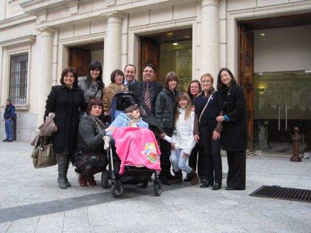 El ayuntamiento de Totana participa en el acto central de las actividades en conmemoración del Día Mundial de las Enfermedades Raras, Foto 2