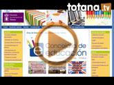 El nuevo portal de Educación nace con el objetivo de ofrecer un espacio virtual