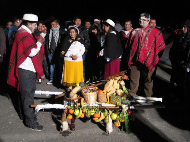 El Carnaval Cañarí 2011 se celebró en la Ciudad Deportiva Sierra Espuña, Foto 1