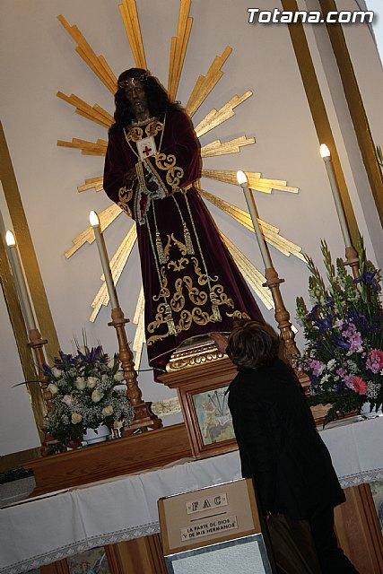 Numerosos vecinos mostraron su devoción un año más al Cristo de Medinaceli, Foto 2