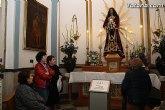 Numerosos vecinos mostraron su devoción un año más al Cristo de Medinaceli