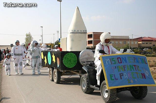 El carnaval de la pedanía de El Paretón-Cantareros previsto para esta tarde se aplaza a este domingo día 13 de marzo, Foto 1
