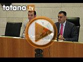 Rueda de prensa sobre PGOM Totana