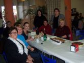 La Asociación de Amas y Amos de Casa Igual-dá lleva a cabo la tradicional degustación de postres