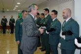 Se incorporan 17 sargentos en pr�cticas al Cuerpo de la Guardia Civil en Murcia