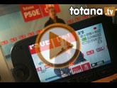Rueda de prensa PSOE Totana 15/03/2011