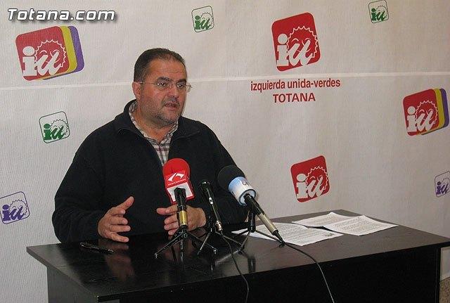 """The Town Council of Totana debt with suppliers than 60 million euros"", according Cánovas - 1"