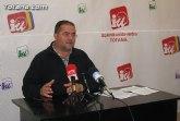 La deuda del Ayuntamiento de Totana con los proveedores supera los 60 millones de euros, según Cánovas