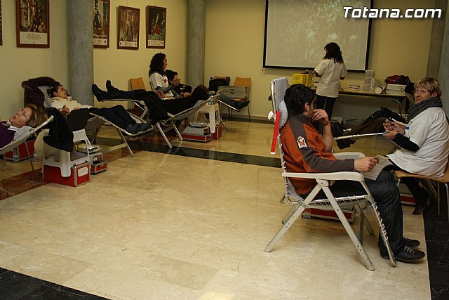 Successful participation in the solidarity campaign promoted blood donation by the Illustrious Cabildo - 1