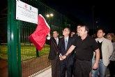 Inaugurado el Complejo Deportivo Francisco Ballesta Franco 'Paco Cañares'