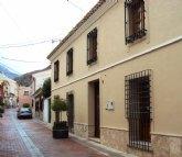 Obras P�blicas concluye la primera fase del proyecto de restauraci�n de fachadas en Alhama de Murcia