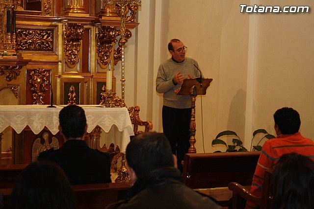"""Talk-talk """"The Eucharist in the life of brother"""" - 2"""