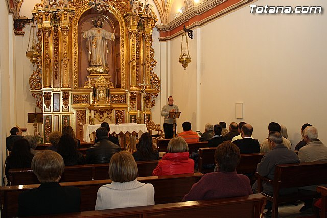 """Talk-talk """"The Eucharist in the life of brother"""" - 3"""