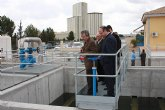 La depuradora de aguas residuales de Alhama ampl�a y mejora su capacidad de tratamiento