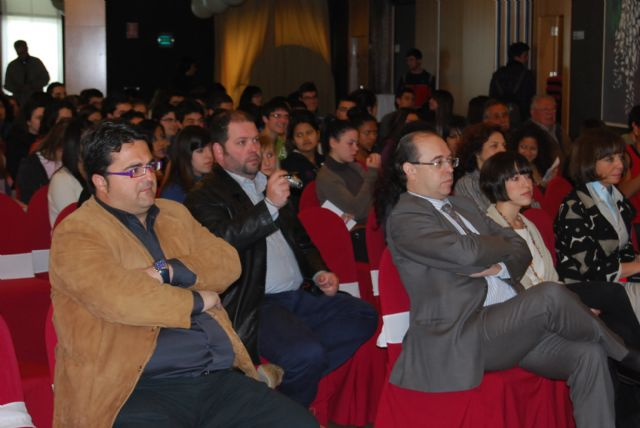 The Councillor for Citizen Participation attends the presentation of the latest issue of Antonio García Trevijano - 1