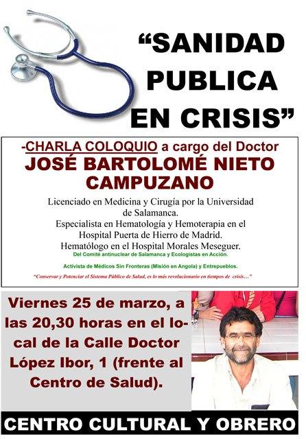 """Chat symposium """"Public health in crisis"""" - 1"""