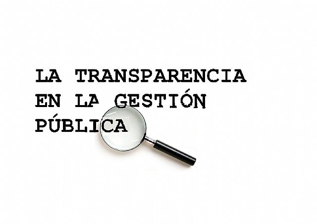 """""""The Transparency in Public Administration"""" is the third of the papers of the PSOE political organization in the Office of Candidate - 1"""