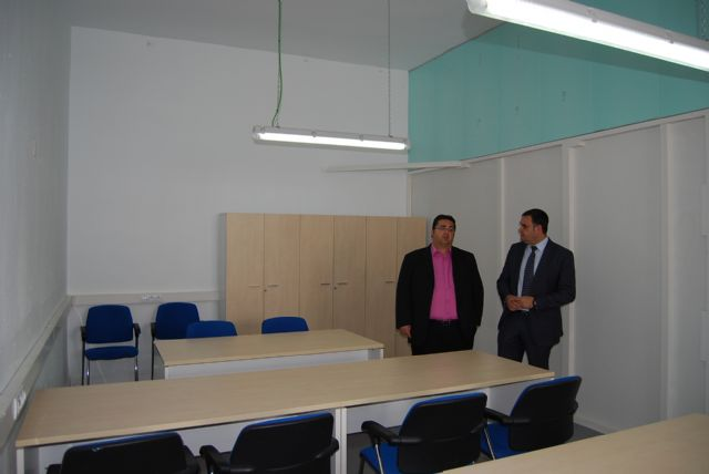 The Department of Citizen Participation enables a new space for use by municipal associations - 1