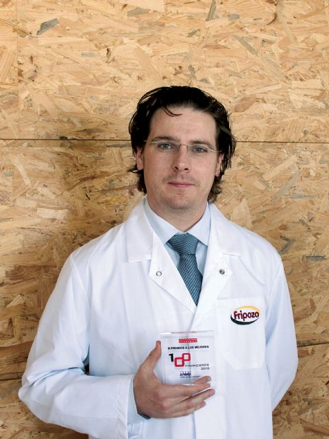 El gerente de Fripozo, Vicente Soto, nombrado uno de los mejores financieros de España, por la consultora KPMG junto a la publicación especializada Actualidad Económica, Foto 1