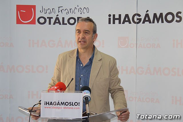 """Otálora says that """"lack of transparency in the council is because not doing things right"""" - 1"""