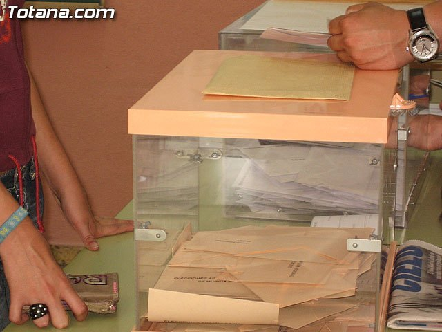 A total of 1,031 foreigners may vote in municipal elections in Totana on 22 May - 1