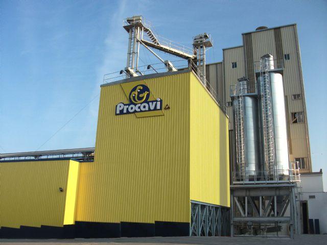 Procavi, del Grupo Fuertes, pone en marcha una nueva planta de elaboración de piensos con capacidad para alimentar a 1.200.000 pavos, Foto 1