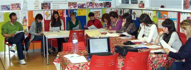 Comienzo del curso de gestión de voluntariado desarrollado por El Candil, Foto 1
