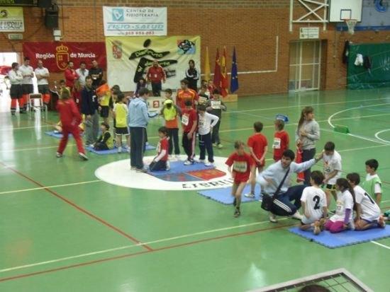 """20 alumnos de distintos centros escolares han participado en la final regional de """"Jugando al atletismo"""", Foto 1"""