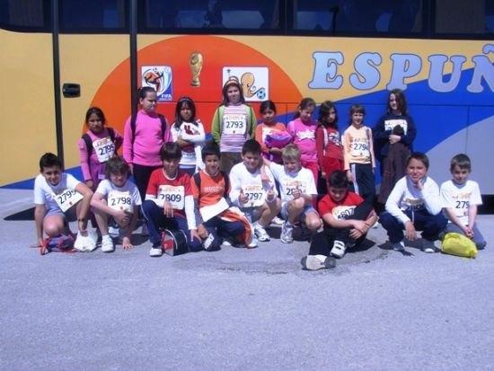 """20 alumnos de distintos centros escolares han participado en la final regional de """"Jugando al atletismo"""", Foto 2"""
