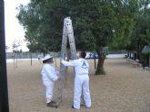 Voluntarios de Protección Civil de Totana efectúan siete salidas de emergencia