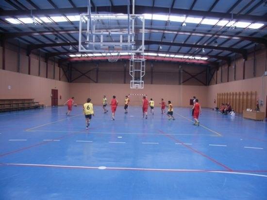 El equipo de baloncesto del IES Prado Mayor jugó los cuarto de final regionales en Murcia, Foto 4