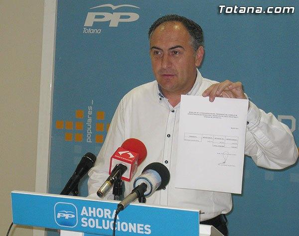 Valverde Reina denuncia las mentiras de IU+los Verdes en relación a Proinvitosa, Foto 1