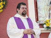 El coadjutor de la Iglesia de Santiago el Mayor de Totana, José López, pregonero de la Semana Santa de Las Torres de Cotillas