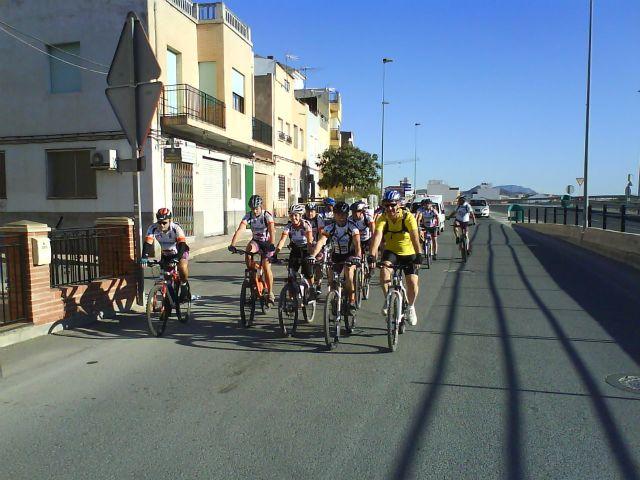 La concejalía de Deportes organiza el próximo domingo 10 de abril una ruta en bicicleta de montaña por la sierra de la Almenara, Foto 1
