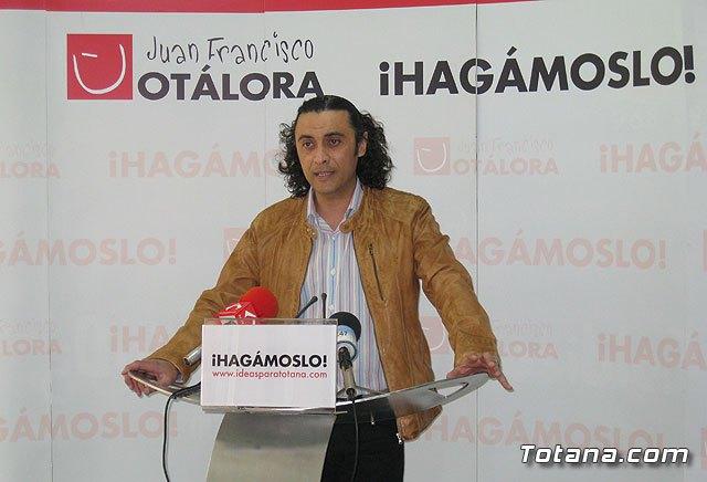 Martínez Usero: La Comisión de Política Territorial que ha visto esta mañana el Plan General de Totana lo califica de un verdadero disparate, Foto 1