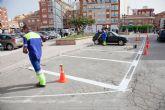 Los policías locales mejoran la seguridad vial