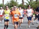 """Dos atletas de Club Atletismo Totana participaron en la 39 Media Maratón """"Ciudad de Elche"""""""