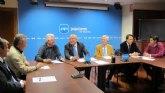 El Comité Electoral aprueba la candidatura del PP a la Asamblea Regional