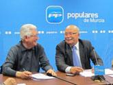 El Comité Electoral Regional del PP aprueba la candidatura de Isabel María Sánchez Ruiz a la alcaldía de Totana