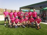 Discreta actuación del equipo de pádel del Club de Tenis en el campeonato por equipos