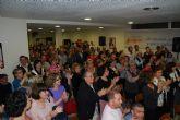 Cerca de 400 simpatizantes y militantes del PP asisten a la presentación de la candidata del PP a la alcaldía a la ejecutiva local