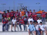 El Colegio Reina Sofía se proclamó subcampeón regional benjamín masculino por equipos en la final regional de duatlon de deporte escolar