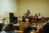 La candidata a la alcaldía por el PP en Totana conoce de primera mano las necesidades del colectivo gitano en la localidad