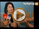 Isabel María Sánchez Ruíz es presentada como candidata a la alcaldía de Totana por el Partido Popular