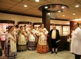 ELPOZO ALIMENTACI�N recibe a la Reina de la Huerta 2011 y a sus damas