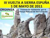 Más de 130 deportistas participarán en la III Vuelta a Sierra Espuña de Senderismo