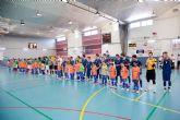 La selección murciana brilla con luz propia en el Campeonato de España de Selecciones Autonómicas de Fútbol Sala Sub-16