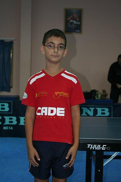 Tenis de mesa. Campeonato de España de veteranos. Buen papel de Domingo en individual y en dobles, Foto 4
